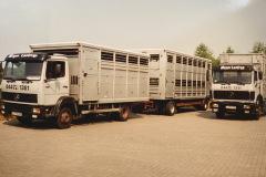 LKW in Jahr 1985
